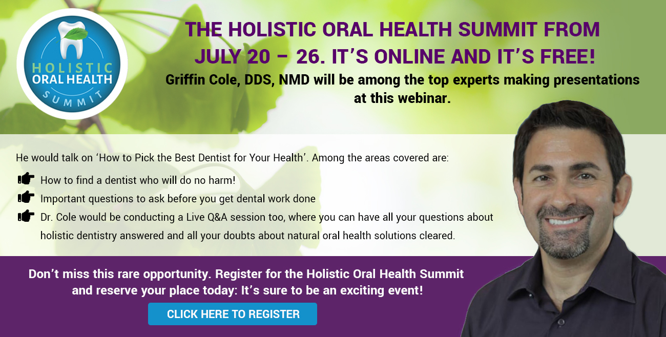 Holistic Oral Health Summit 2020