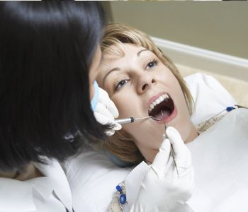 What is the purpose of ozone therapy in dentistry?