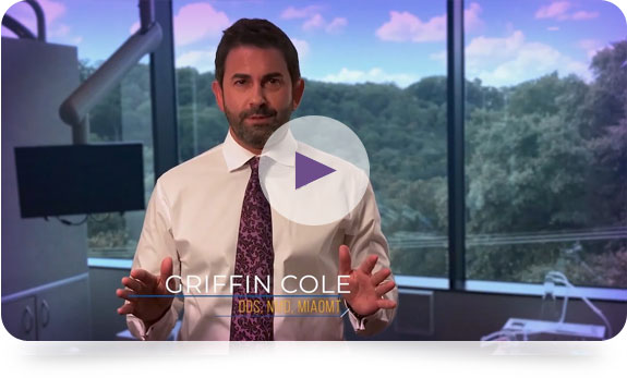 Dr. Griffin Cole featured in IAOMT Dental Advice Video